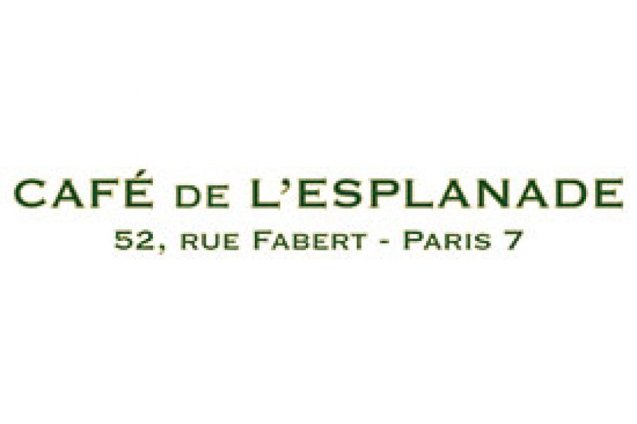 Le CAFE DE L'ESPLANADE